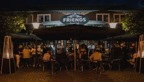 Dinerbon.com Sint Anthonis Friends Grand Cafe