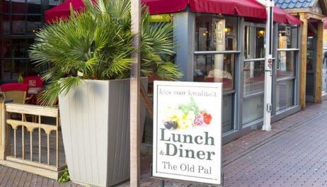 Dinerbon.com Zoetermeer The Old Pal
