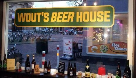 Dinerbon.com Hoorn Wout's Beer House